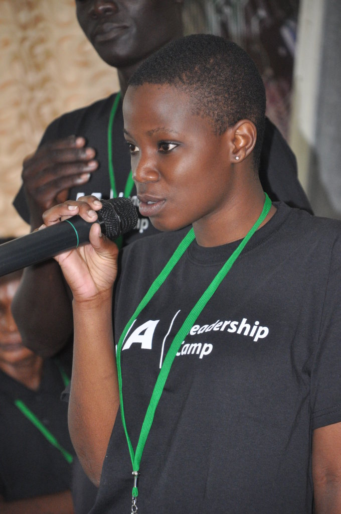 Girls Leadership Camp Uganda
