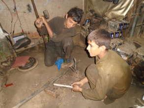 Helping 50 Orphan & Street Children in Afghanistan