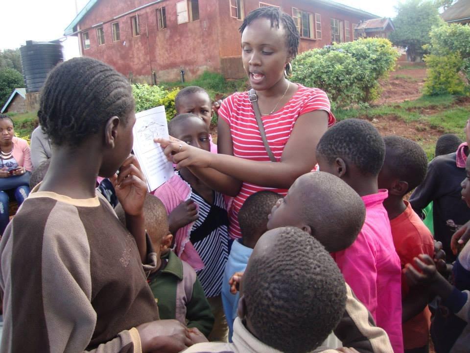 Educate&Mentor Children in Korogocho Slums, Kenya