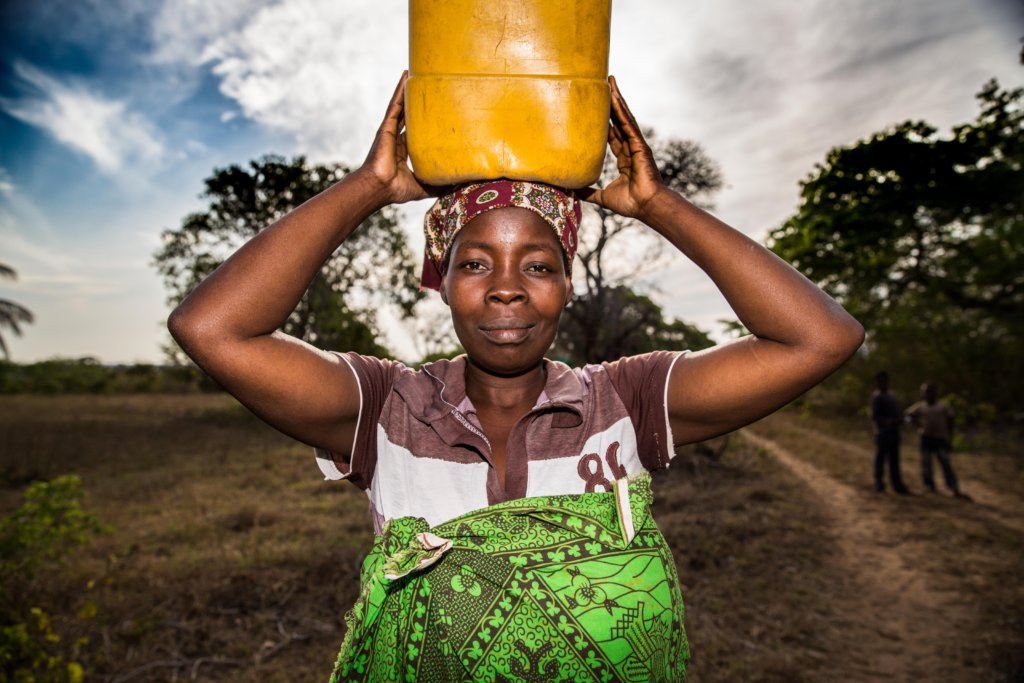 Give Water and Hope to 2 Villages in Mozambique