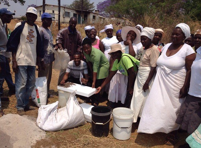 Empower 100 Less Privileged Women in Zimbabwe