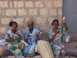 Ethiopian weavers