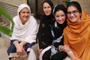 Kandahar Treasure Staff Members