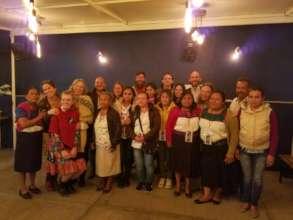 PSYDEH, Mexican & Int'l friends, Jan. PR event