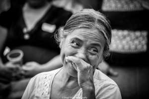 Dona Luisa, Otomi leader of the regional NGO