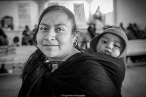 Balbina, Nahau leader of the regional NGO