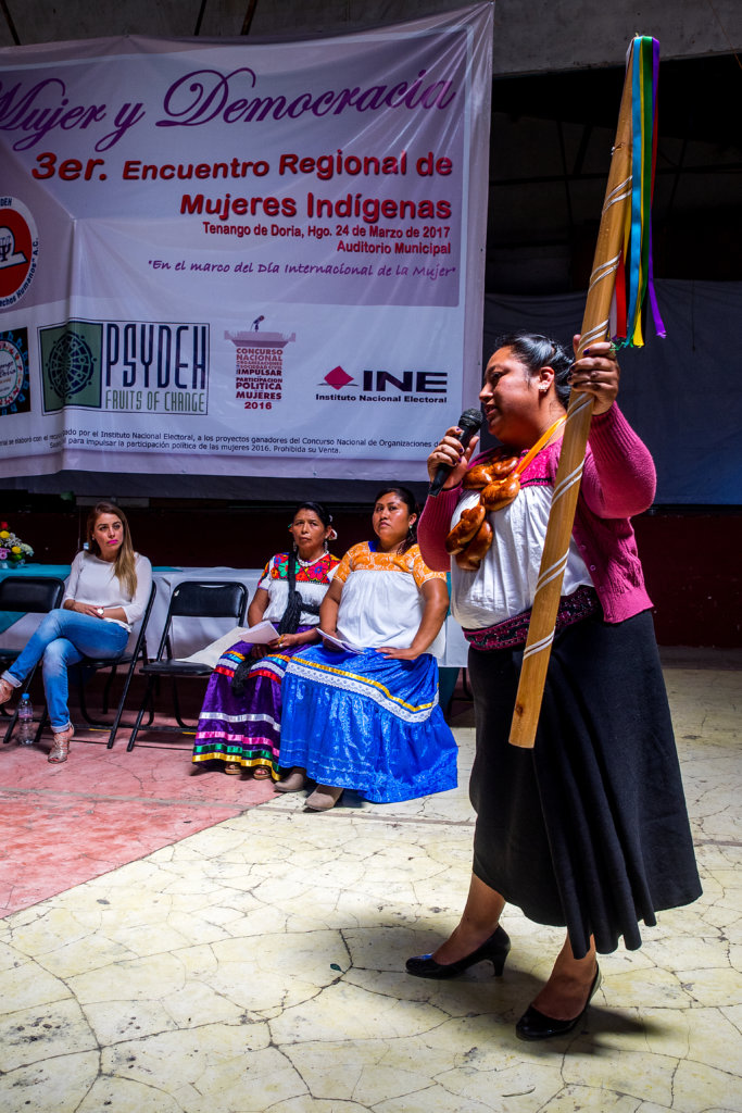 Educate Indigenous Women Leaders to Defeat Poverty