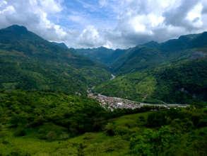 The Mountains of Huehuetla, Hgo, MX