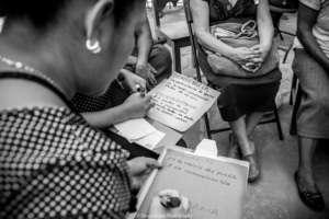 2017 workshop, Elections & Women Participation