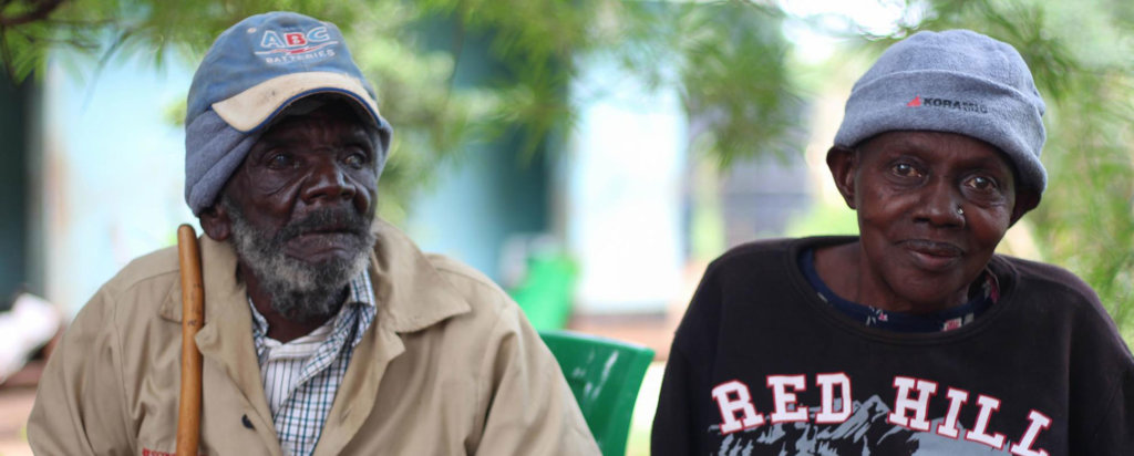 Empowering Residents at Langoni Old People's Home