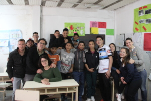 Education Program students and secondary students
