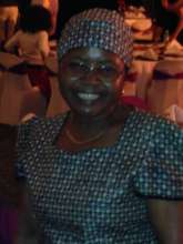 Eunice from Zimbabwe