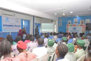 Staying Safe Online workshop (16 Days) - Lagos