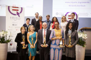 W.TEC wins at EQUALS in Tech Awards - Berlin