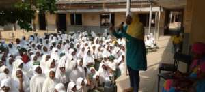 International Women's Day in Kwara Academy