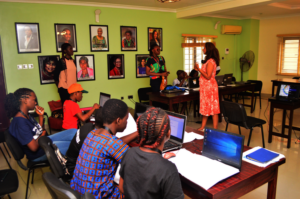Internet of Things Session - SheCreates Lekki Camp