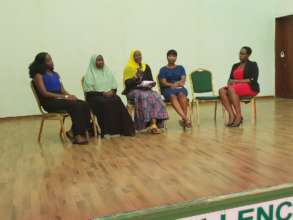 Int'l Day for Women & Girls in Science Day panel