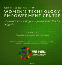 W.TEC Selected as WSIS 2020 Champion