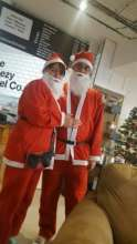 Santa Fun Run1