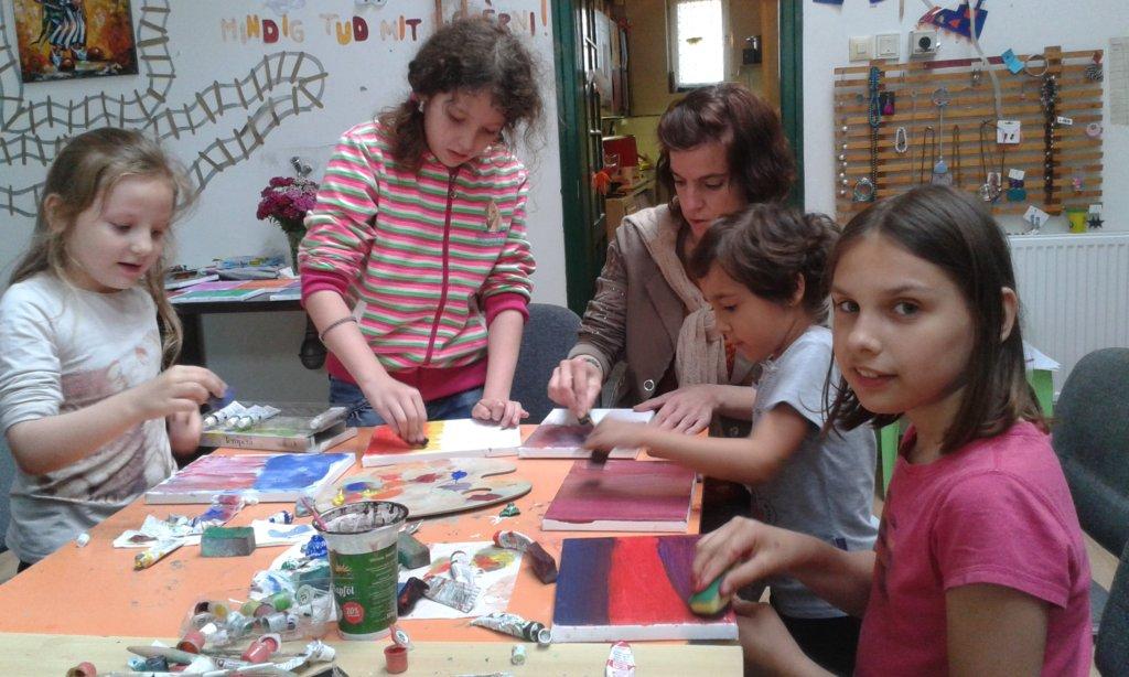 BRIDGE - Give Disadvantaged Kids a Chance, Hungary