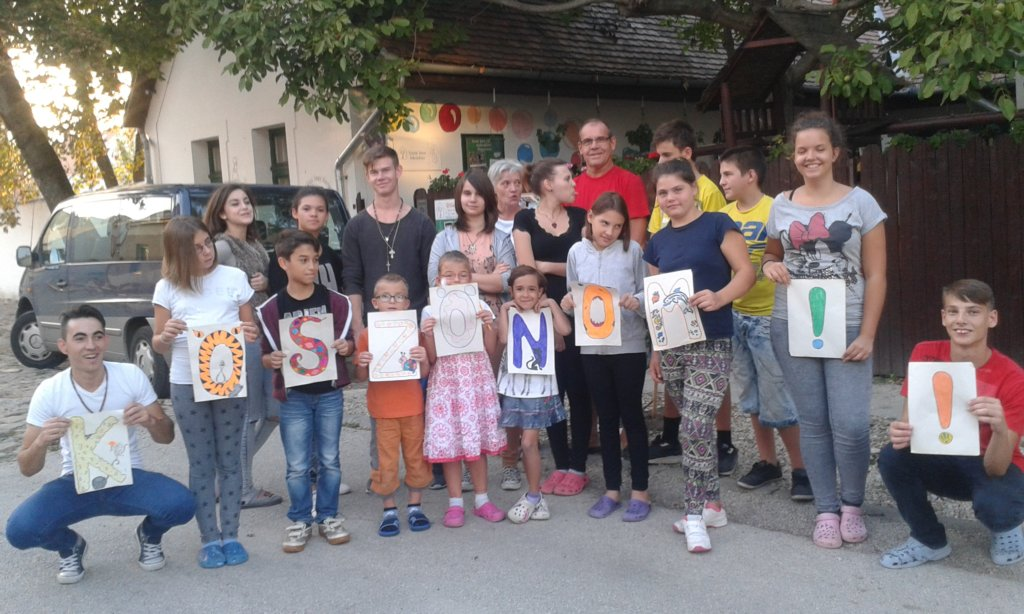 BRIDGE - Give Disadvantaged Kids a Chance, Hungary