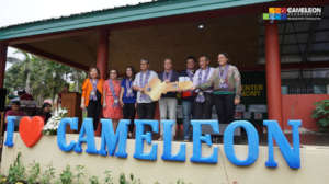 Negros center inauguration