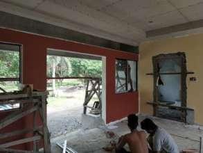 Inside the Main House - 2
