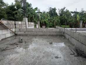 The Office and Clinic building - Foundations