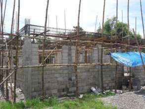 The Office and Clinic building - Wall building