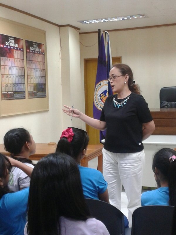 Protect 40 sexual abuse victims in the Philippines
