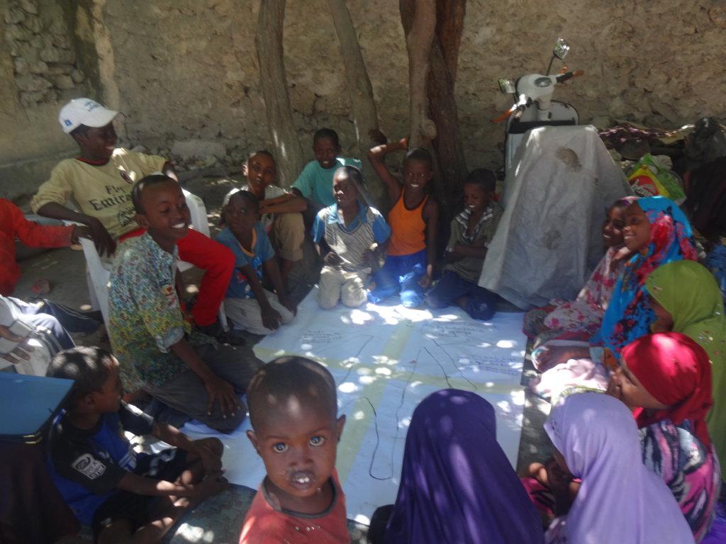 Free Education for Orphanage Students in Mogadishu