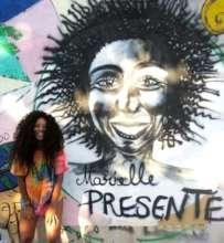Rafaela - feminist, artist, activist, in the fight