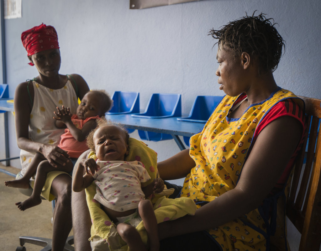 Empowering Mothers In Haiti
