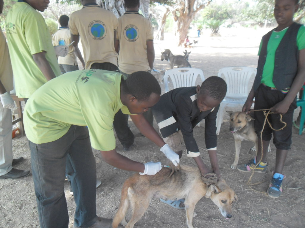 Children Against Rabies Disease