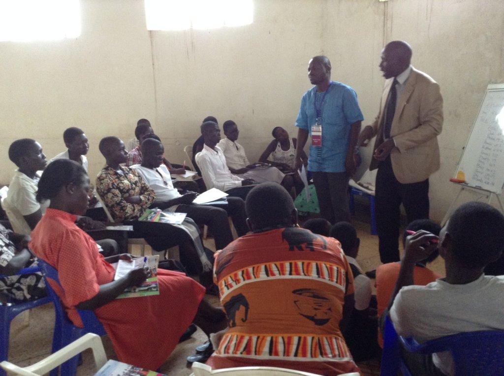Support Youth Entrepreneurs  in Lango, Uganda