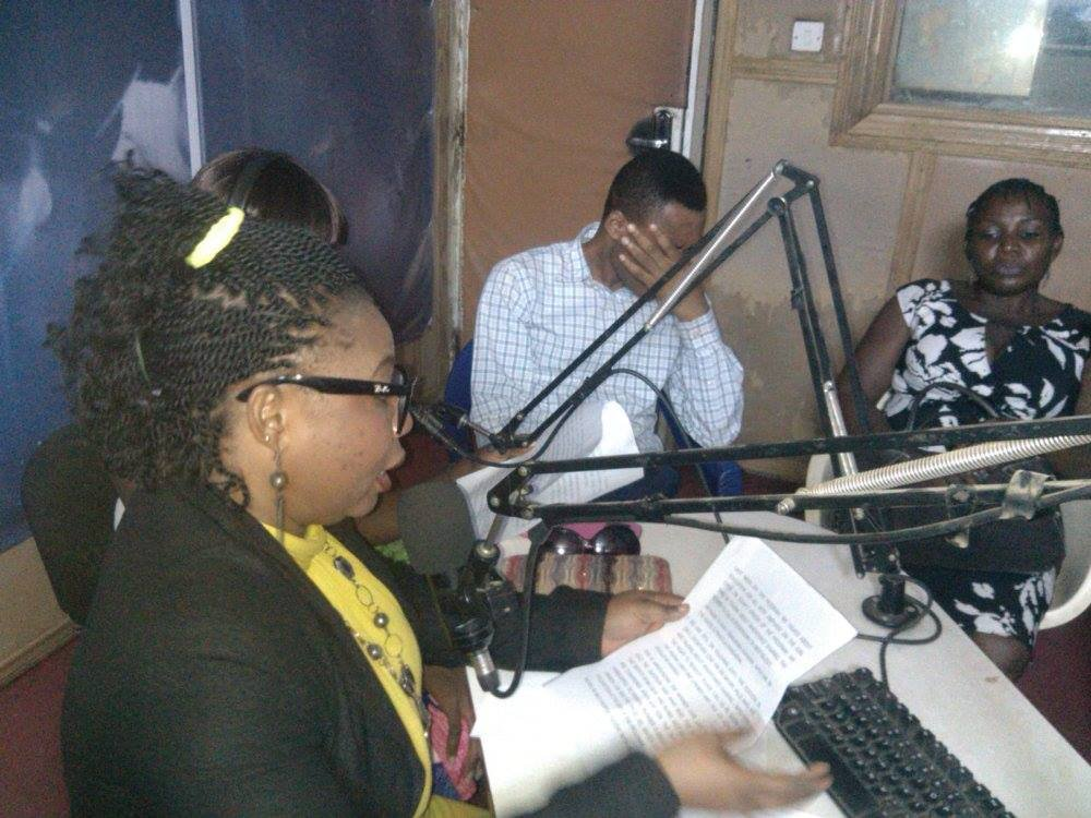 Campaign to 3000 Radio Listeners in Abuja