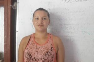 Maribel dreams of selling her home-made tamales