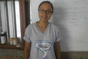 Meet Gema, a young and ambitious woman
