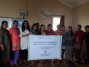 Interaction on MHM with women_Chanugnarayan