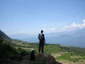 View from Mt. Sokolo