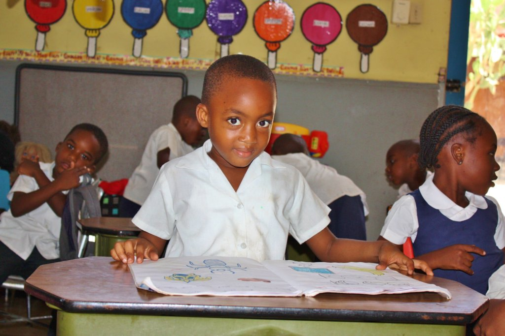 Educate 100 of Jamaica's Little Angels