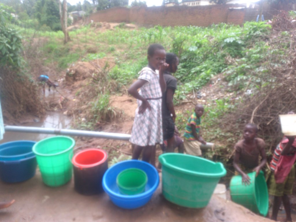 Access to Clean Water in Blantyre Rural North