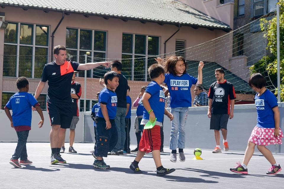 Soccer for Social Change - Street Soccer USA