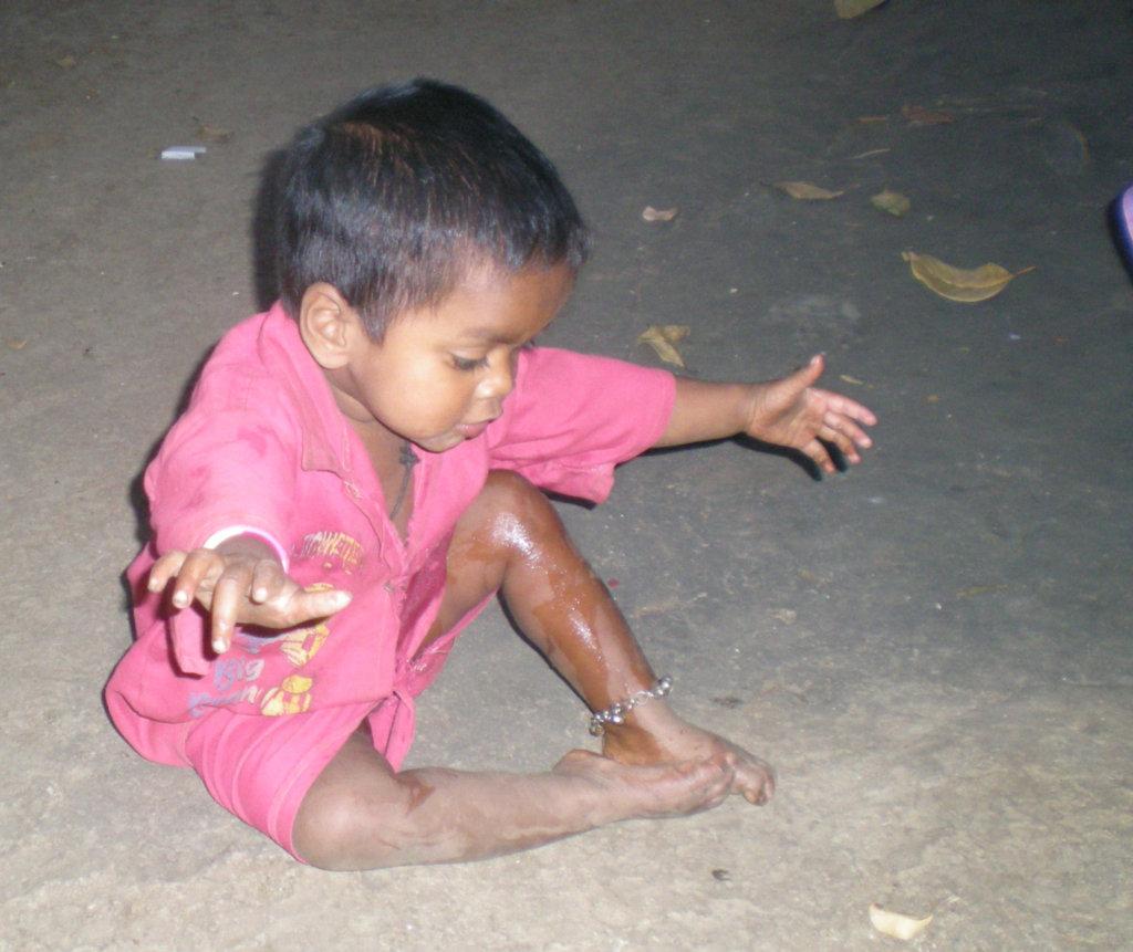 Supplementary Nutrition for 123 Tribal Children