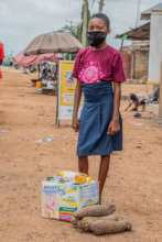 ChidiNma and her Palliatives.