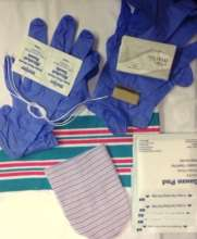 GHC Clean Birth Kit contents