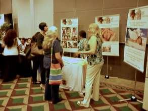 AIW's  Nurse Recruitment Booth: Nurse.com Job Fair
