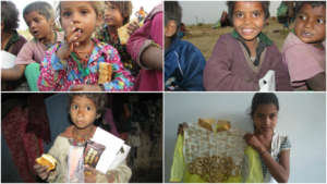 Sponsor Nutritious Meal for 150 Street Kids