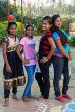 Baale Mane girls