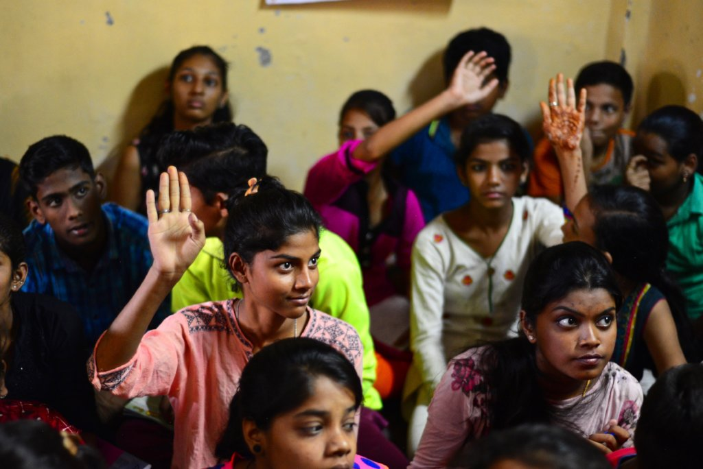 End Child Marriage Through Education